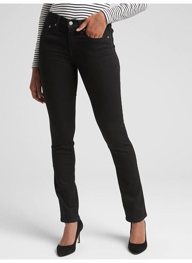 Gap Jean Pantolon | Straight Siyah